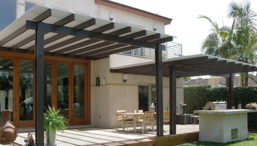 Ultra Patios Alumawood Lattice Patio Cover Las Vegas