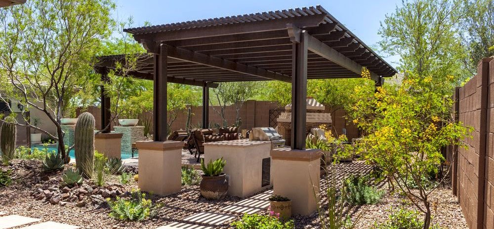 Freestanding Patio Covers  Free Standing Patio Cover