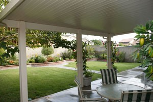 Attirant Solid Patio Covers